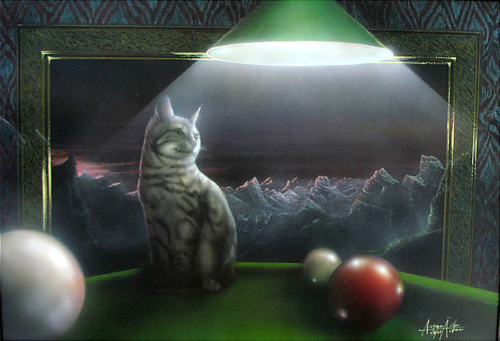 Katze_Billardtisch_nF