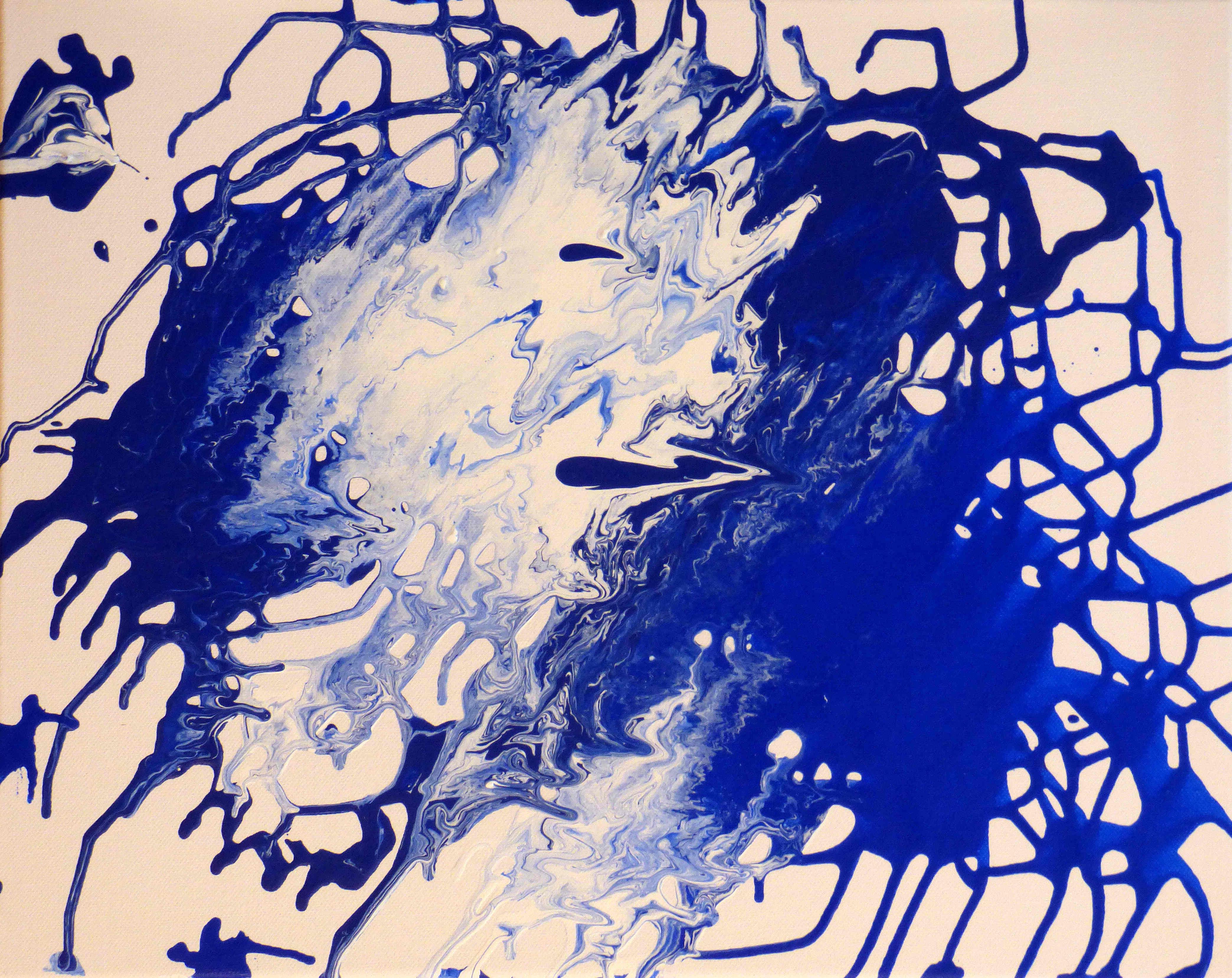 Eingedrungen!; Acryl auf Leinwand, 50 x 40 cm.JPG